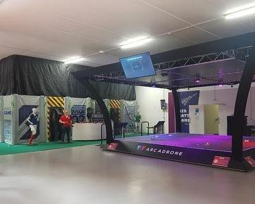 Présentation du trampoline park Exalto Dardilly (proche Lyon)
