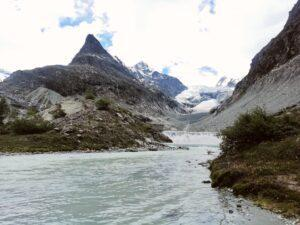 Randonnée dans le val d'Hérens : La magie de Ferpècle et son glacier du Mont-Miné