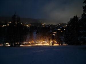Une promenade enchantée à Crans-Montana sur les traces du Berger et de l'étoile Bella Lui