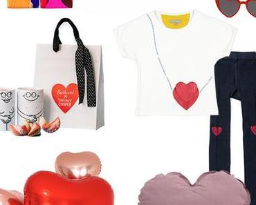 Inspiration Cœur pour la Saint Valentin