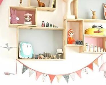 6 astuces déco pour une chambre d'enfant bien rangée!